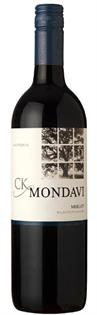 CK Mondavi Merlot Wildcreek Canyon 750ml - Case of 12